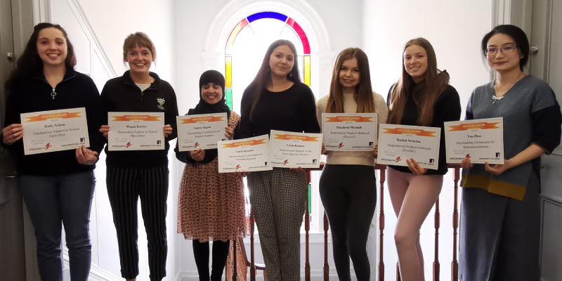 Civic Award Winners 2019