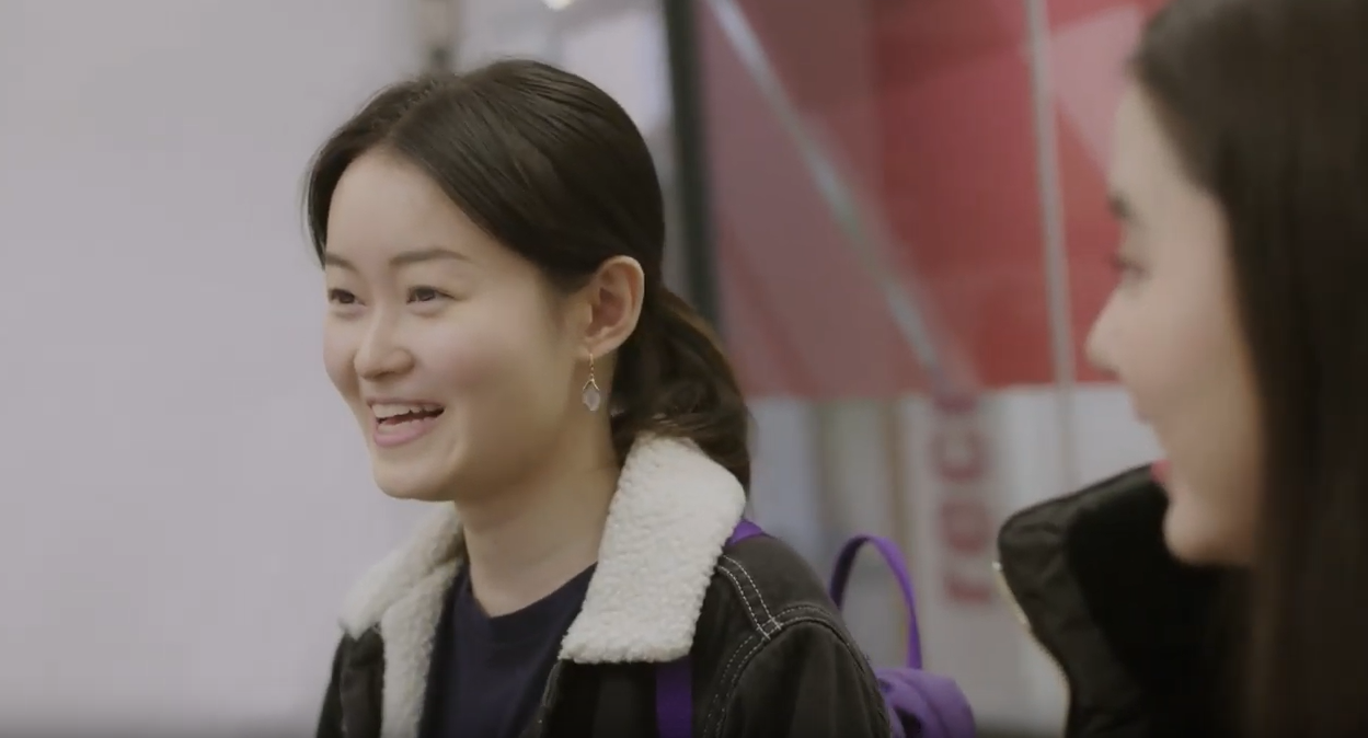 Hear from our international Master's students