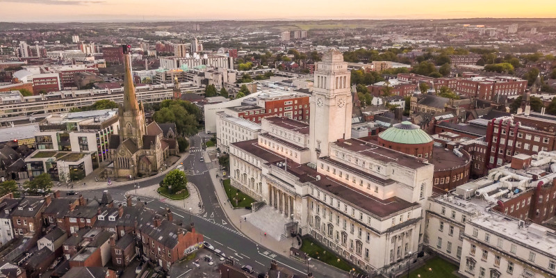 Leeds climbs in QS World Ranking 2021