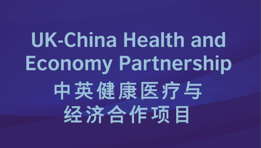 UK-China Health and Economy Partnership Workshop