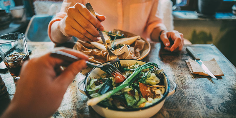 Leeds academics help British Nutrition Foundation develop a guide to portion control