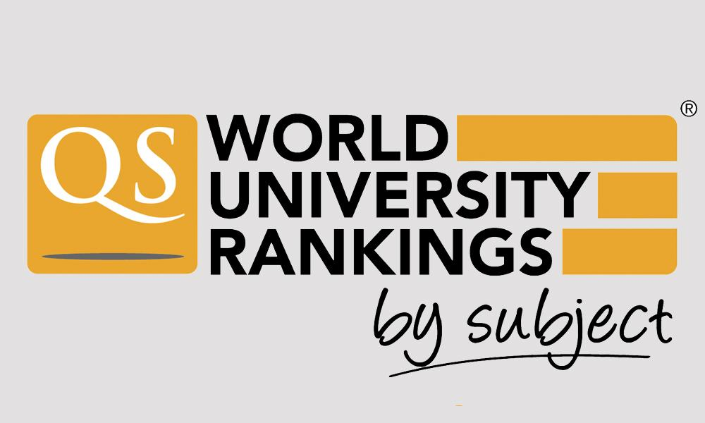 We're top 50 in the world for nursing