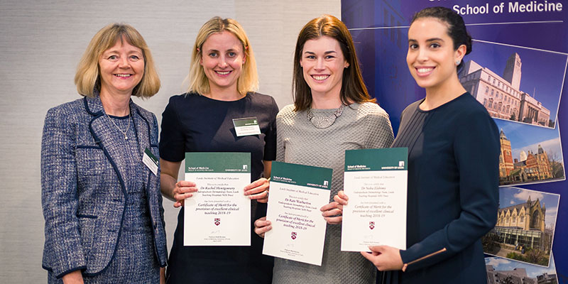 Clinical Teaching Excellence Awards   Clinical Teaching Excellence