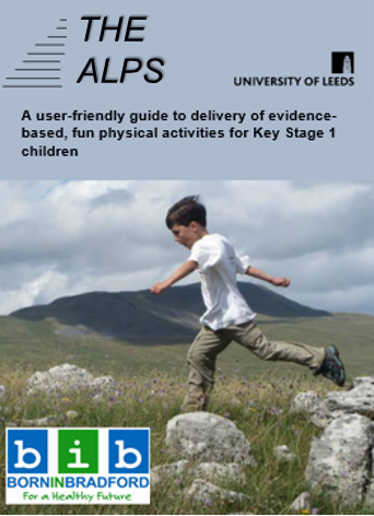 Front cover of the movement skills programme