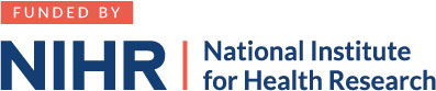 the new Nihr logo