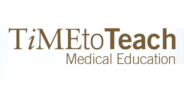 Helping to shape tomorrow's Medical Educators