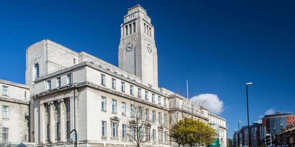 University of Leeds Parkinson Building